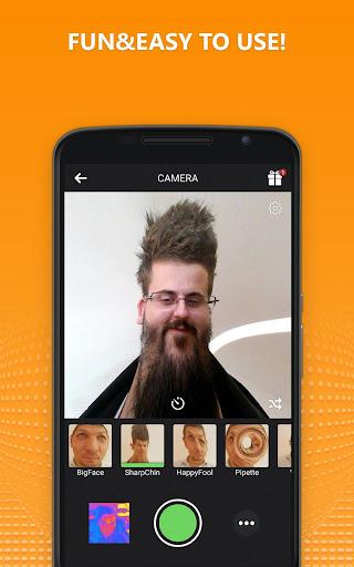 Funny Camera 2.3 screenshots 1
