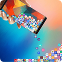 Rolling app icons - Gravity Live Wallpaper icon