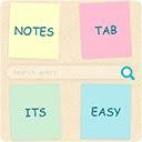 Notes Tab