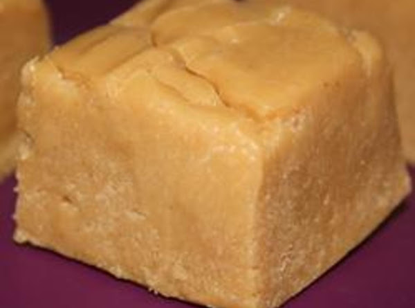 Angie's Peanut Butter Fudge Recipe