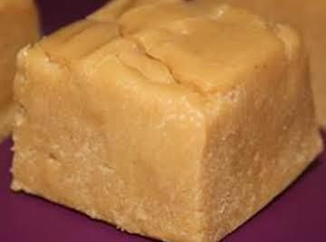 Angie's Peanut Butter Fudge