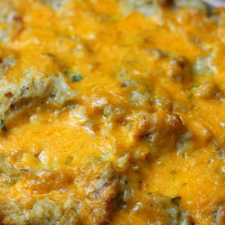 Cheesy Chicken And Rice Casserole With Cream Of Mushroom Soup Recipes