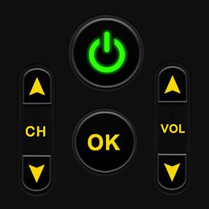 Universal TV Remote Control 1.1.1 by CodeMatics Media Solutions logo