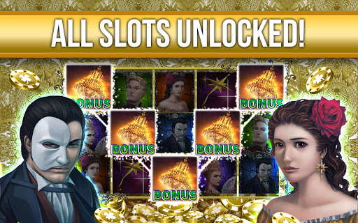 Get Rich Slot Machines Casino with Bonus Games - screenshot