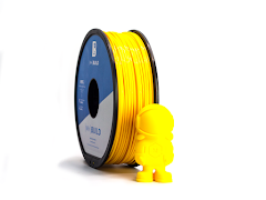 Yellow MH Build Series PETG Filament - 3.00mm (1kg)
