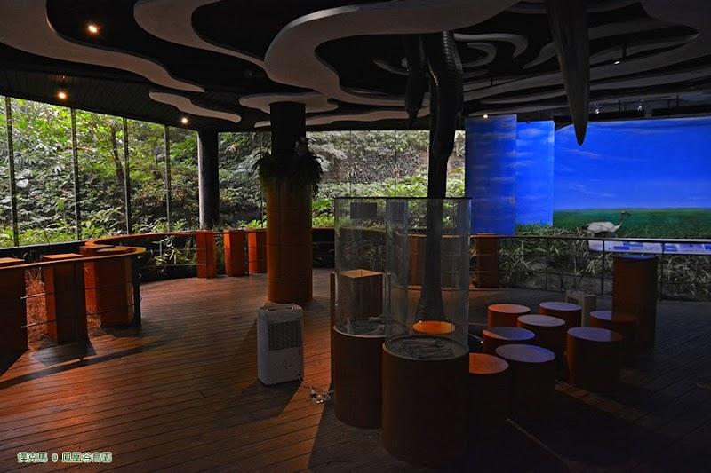 鳳凰谷鳥園生態園區松鶴園