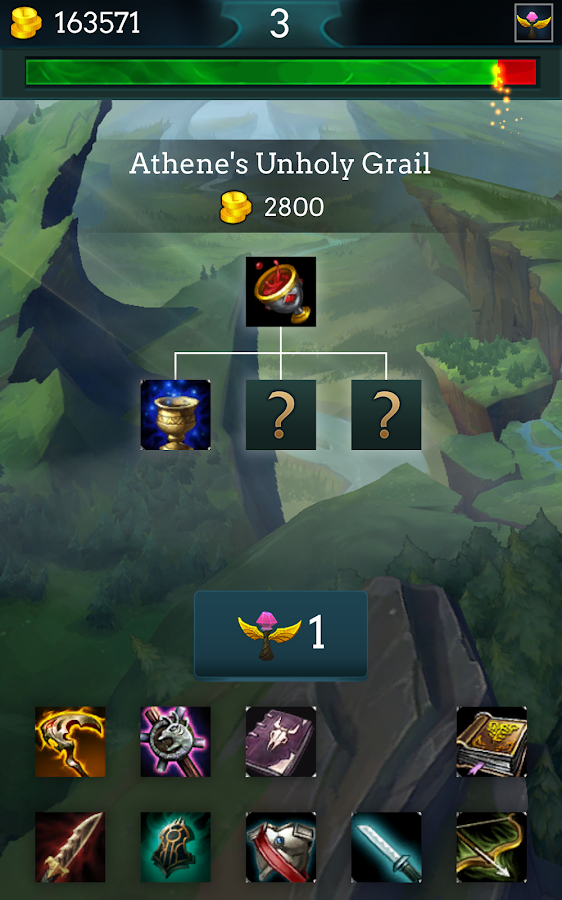 Item Challenge for LoL- screenshot