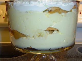 White Chocolate Caramel Banana Pudding Recipe