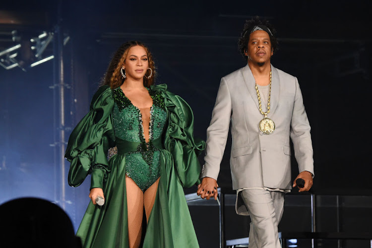 Beyoncé wowed the crowd with several outfit changes during her performance at the 2018 Global Citizen Festival. Our favourite look? This dramatic emerald ensemble by local fashion brands Quiteria & George x Manuel Ross.