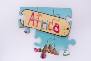 Africa puzzle pieces©Adrianne McKenzie | AMC Media
