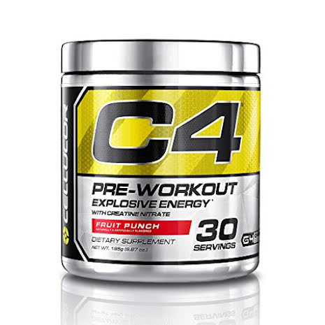 Cellucor C4 195g - Blue Raspberry