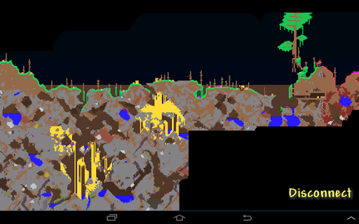 Terraria World Map screenshot 9