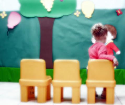 3 piccole sedie di BettyFG