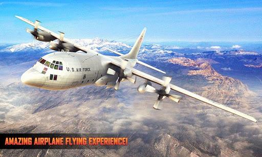 Army Tank Transport Plane Sim screenshots 4