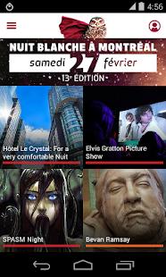2016 Nuit blanche à Montréal Screenshot 2