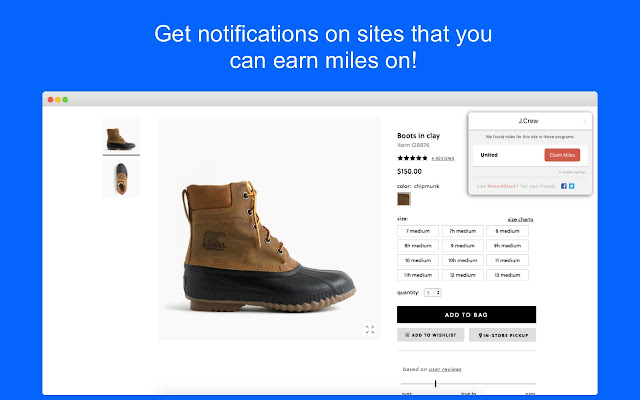 RewardStack: Earn more points when shopping