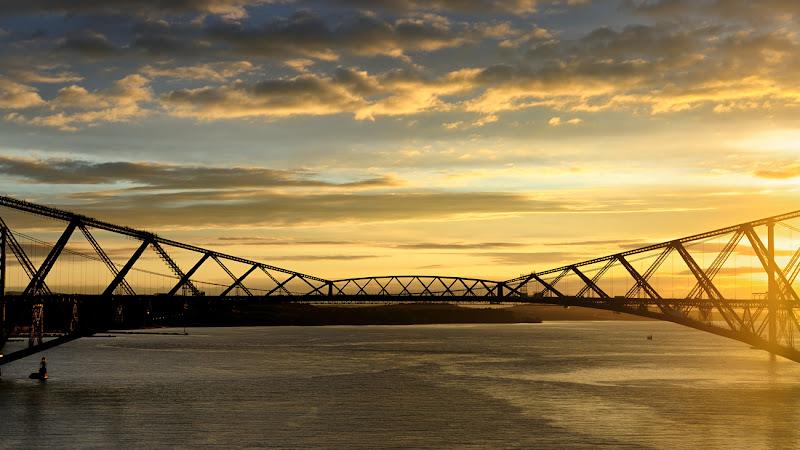 Il ponte delle x.... di leonardo valeriano