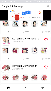 Couple Sticker App For WhatsApp-WAStickerApps 5