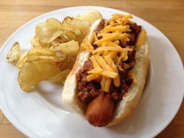 Papa Travis' Hot Dog Chili Recipe
