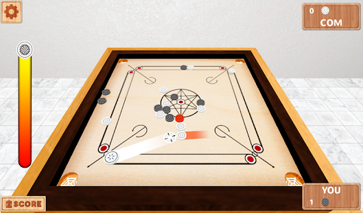Carrom King Screenshots