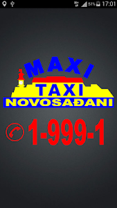 Maxi Taxi Novosadjani screenshot 0
