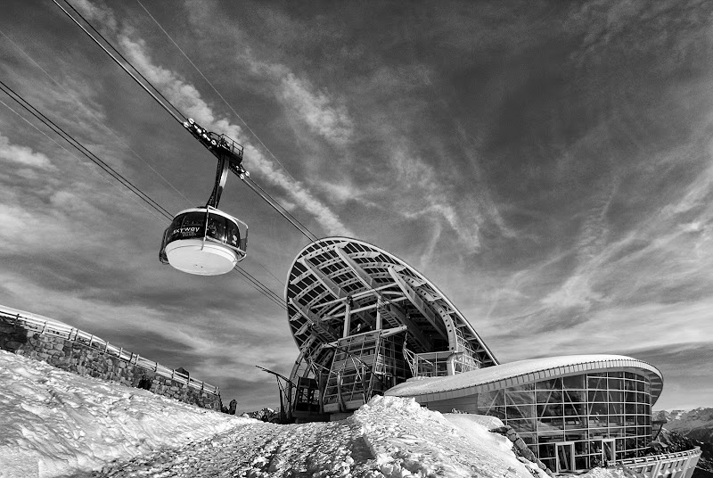 Skyway - salire a Punta Helbronner di utente cancellato