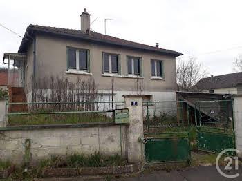 Maison 4 pièces 75,34 m2
