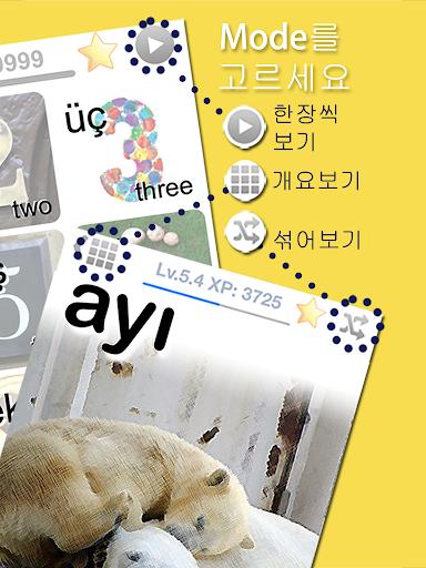 無料教育Appの의 플래시 카드와 함께 터키어 배우기 (무료)|記事Game