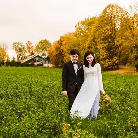 Photographe de mariage Sang Pham (lightpham). Photo du 09.11.2017