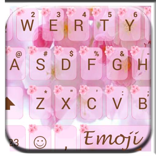 Love Cherry Emoji Keyboard
