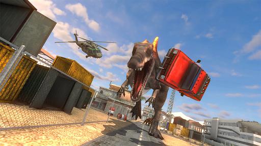 Dinosaur Shooting Simulator screenshots 22