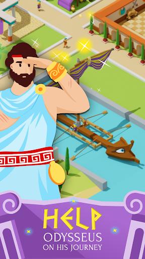 Idle Antique Gym Tycoon: Incremental Odyssey 1.7 screenshots 5
