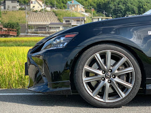 GS GRL10 GS350 Fスポーツのカスタム事例画像 kentoさんの2019年10月05日14:47の投稿