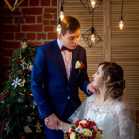 Wedding photographer Artem Stoychev (artemiyst). Photo of 27.01.2018