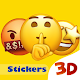 Download 3D New Stickers For WhatsApp - WAStickerapps Free For PC Windows and Mac