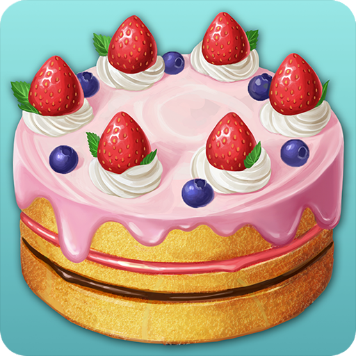 Cake Maker Shop - Cooking Game Icon