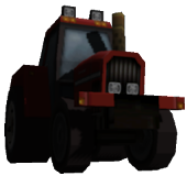 Tractor Combat Simulator Trial (Unreleased)