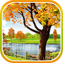 Autumn Pond Live Wallpaper v 1.0.1