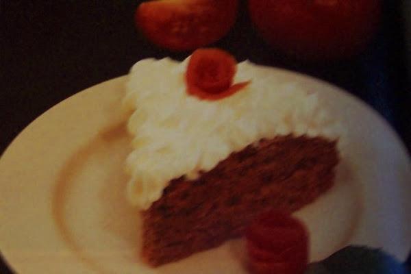 Fresh Tomato  Desert Cake..sugarless Recipe