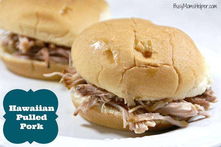 Hawaiian Pulled Pork Recipe | Yummly