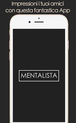 Mentalista - Legge il pensiero - screenshot
