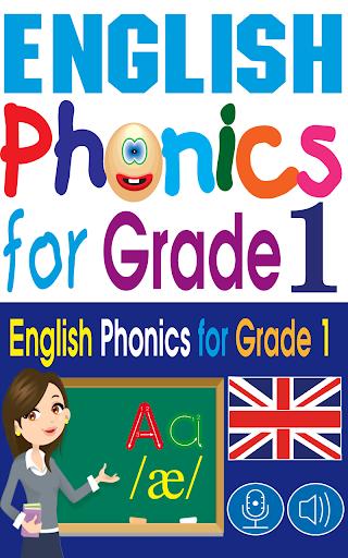 English Phonics 1 English Ver