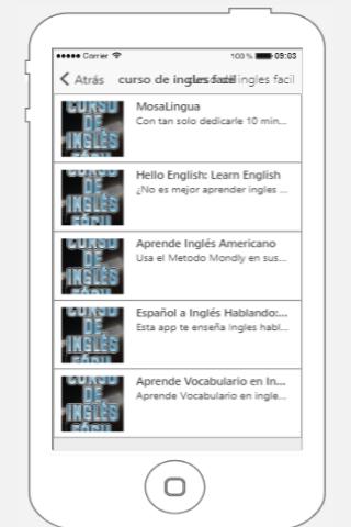 Curso de ingles fácil tutorial gratis aprende apk download.