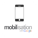 Mobilisation with Google icon