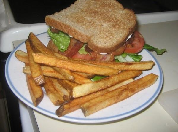 Blt's & Fries Recipe