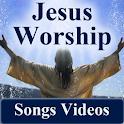Jesus Worship Songs Videos icon