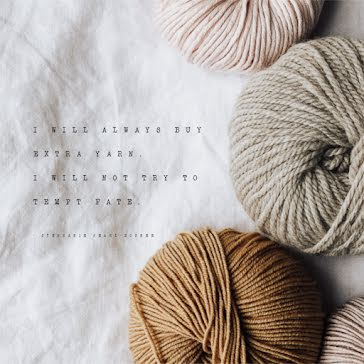 Extra Yarn - Instagram Post Template