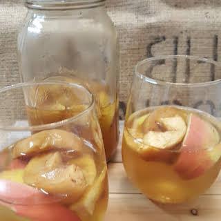 Roasted Spiced Apple Sangria.