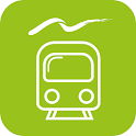 Eurail/Interrail Rail Planner icon