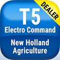 New Holland Ag T5 EC Dealer icon